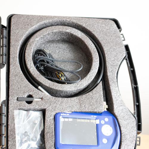 WOHLER VE 300 Videoendoskop – za pregled i snimanje uskih kanala