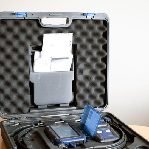 Wohler A 450L analizator dimnih plinova